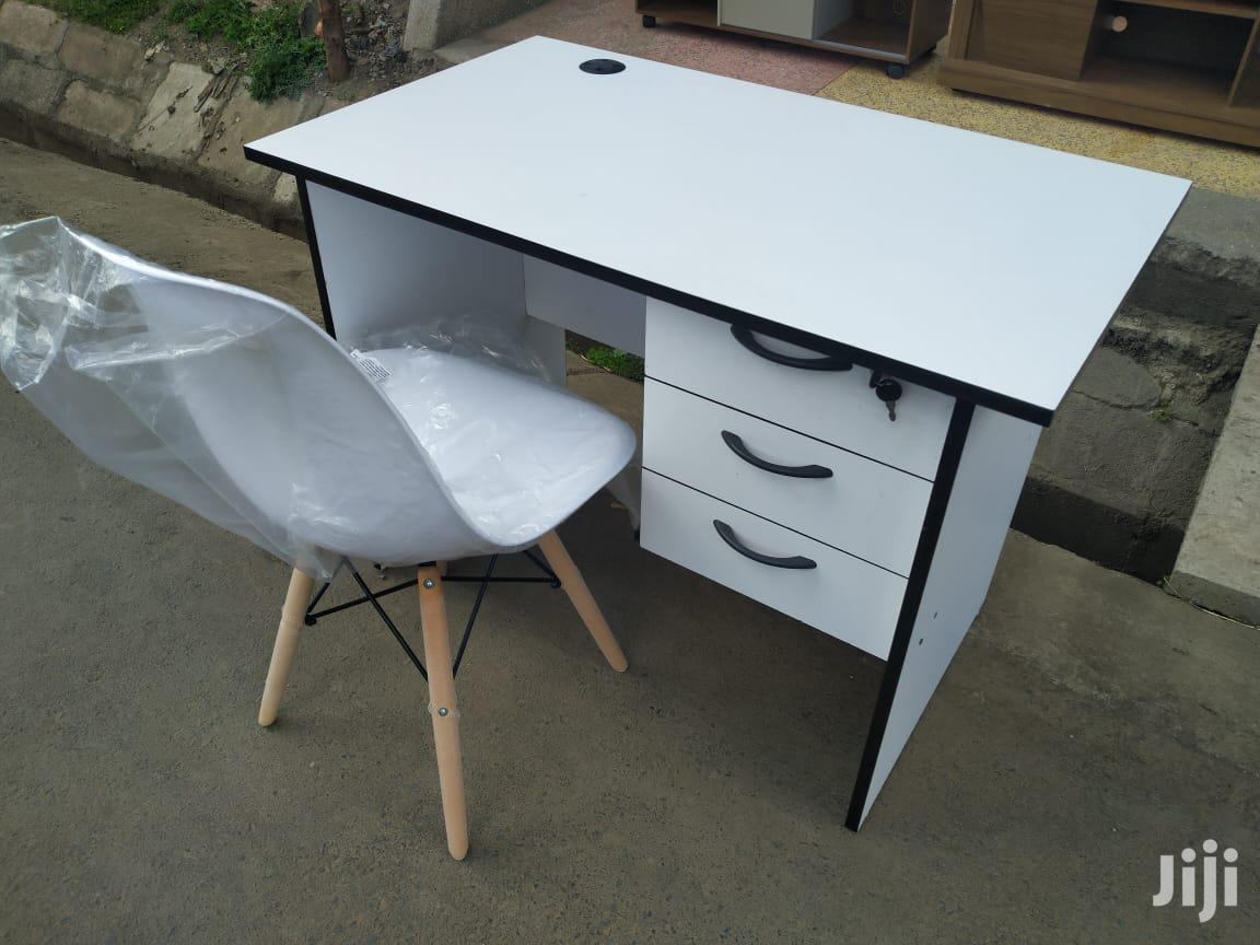 Office Study Desk and a Chair