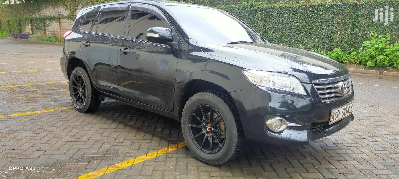 Toyota Vanguard 2008 Black | Cars for sale in Nairobi Central, Nairobi, Kenya