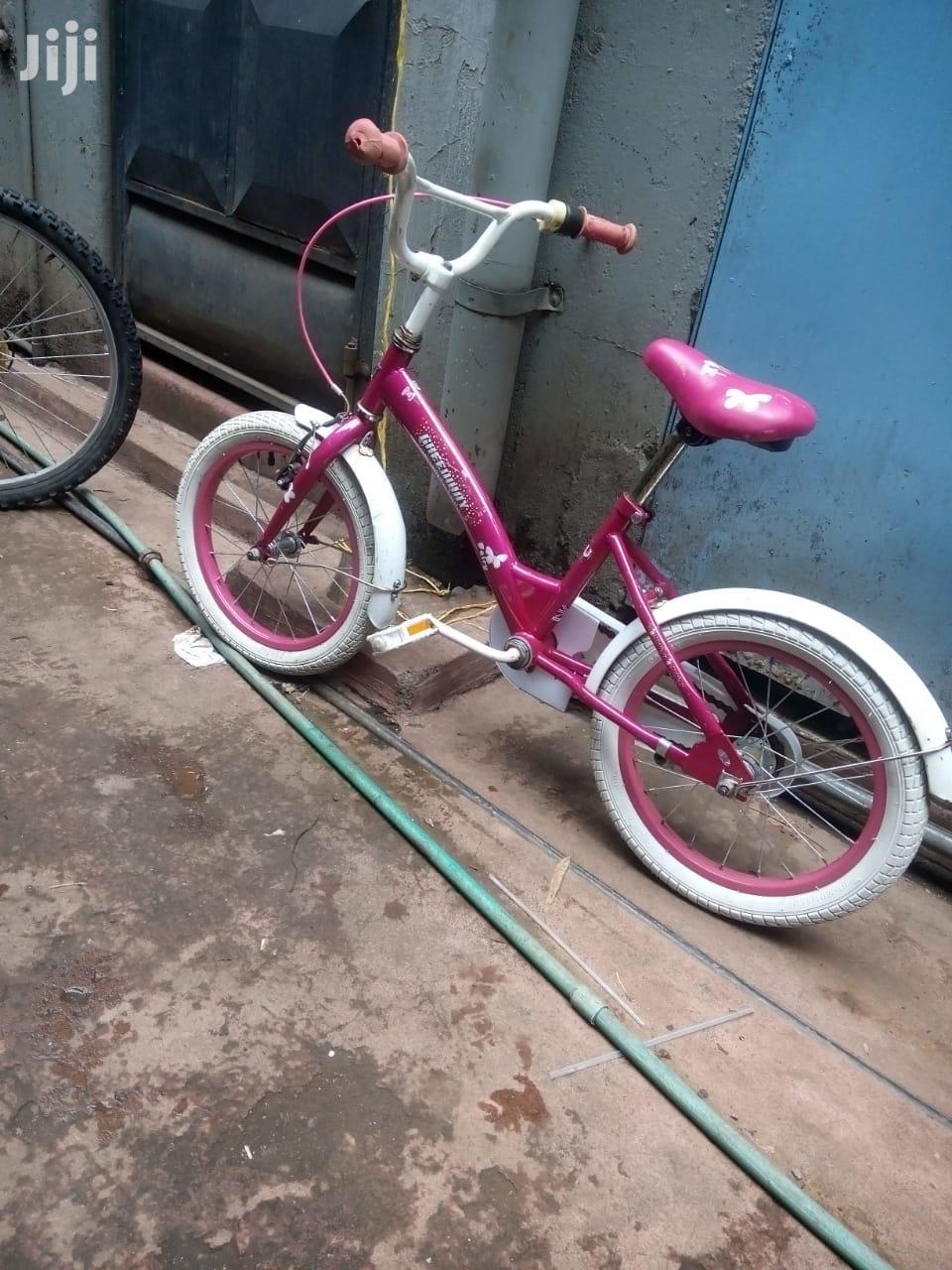 Ex Uk Bicycle 5 Yr Old