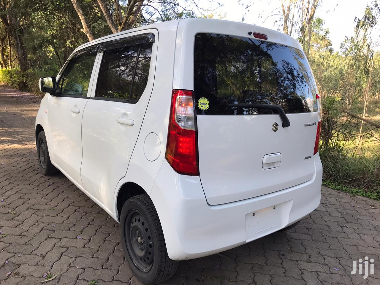 Suzuki Wagon 2014 White | Cars for sale in Langata, Nairobi, Kenya