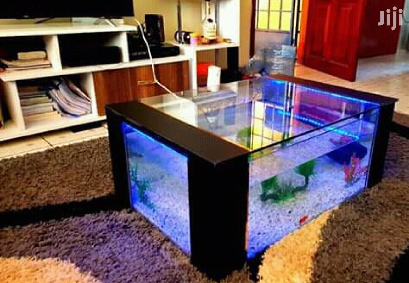 Archive: Black Coffee Table Aquarium.