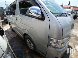 Toyota Hiace Petrol 2014 Silver For Sale   Buses & Microbuses for sale in Mombasa, Mvita