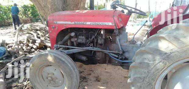 Tractor Mercy Furgerson 1997 Red For Sale
