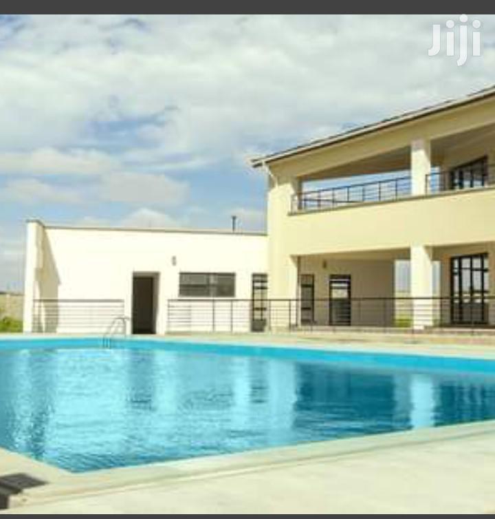 4 Bdr Mansion All Ensuite, Swimming Pool, Gym Kitengela