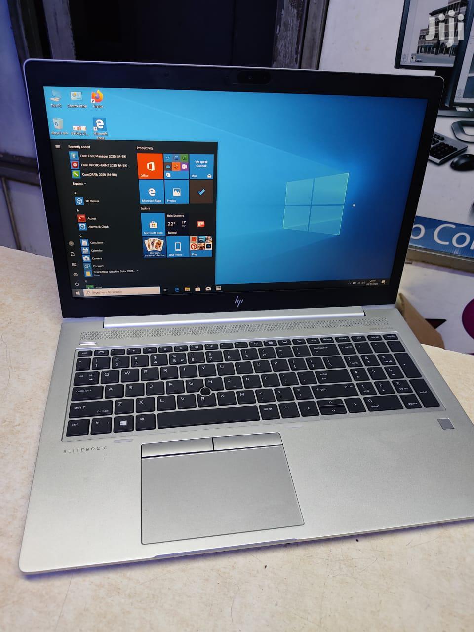 New Laptop HP EliteBook 755 G5 16GB AMD Ryzen SSD 256GB