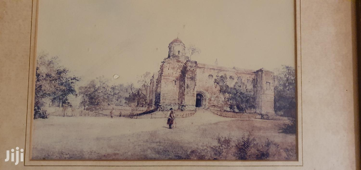 Two Limited Edition Prints By Major J E Bale. | Arts & Crafts for sale in Nyali, Mombasa, Kenya