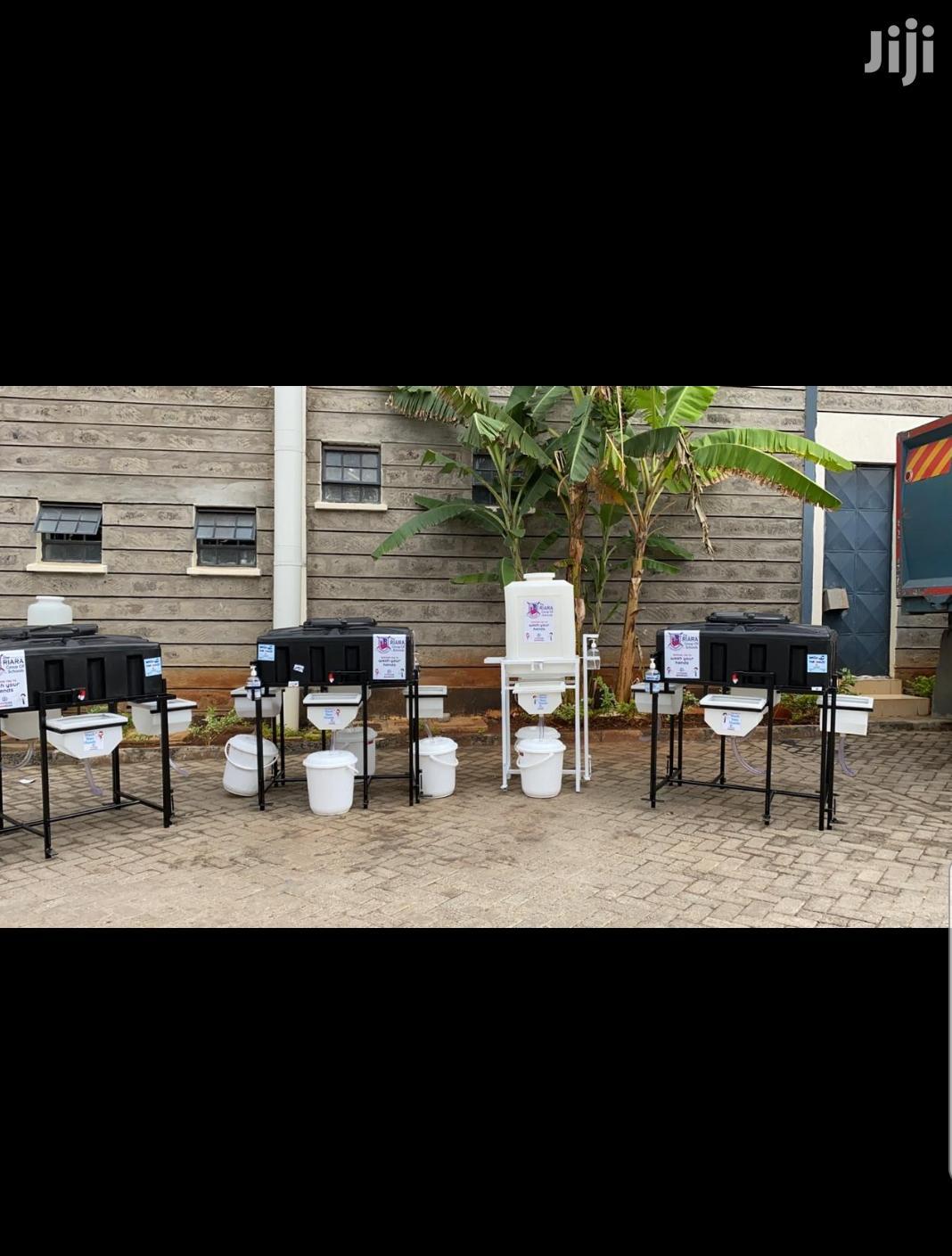 4 Sink Handwashing Station | Plumbing & Water Supply for sale in Nairobi Central, Nairobi, Kenya