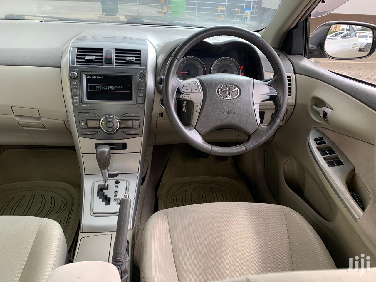 Archive: Toyota Corolla 2007 Gold