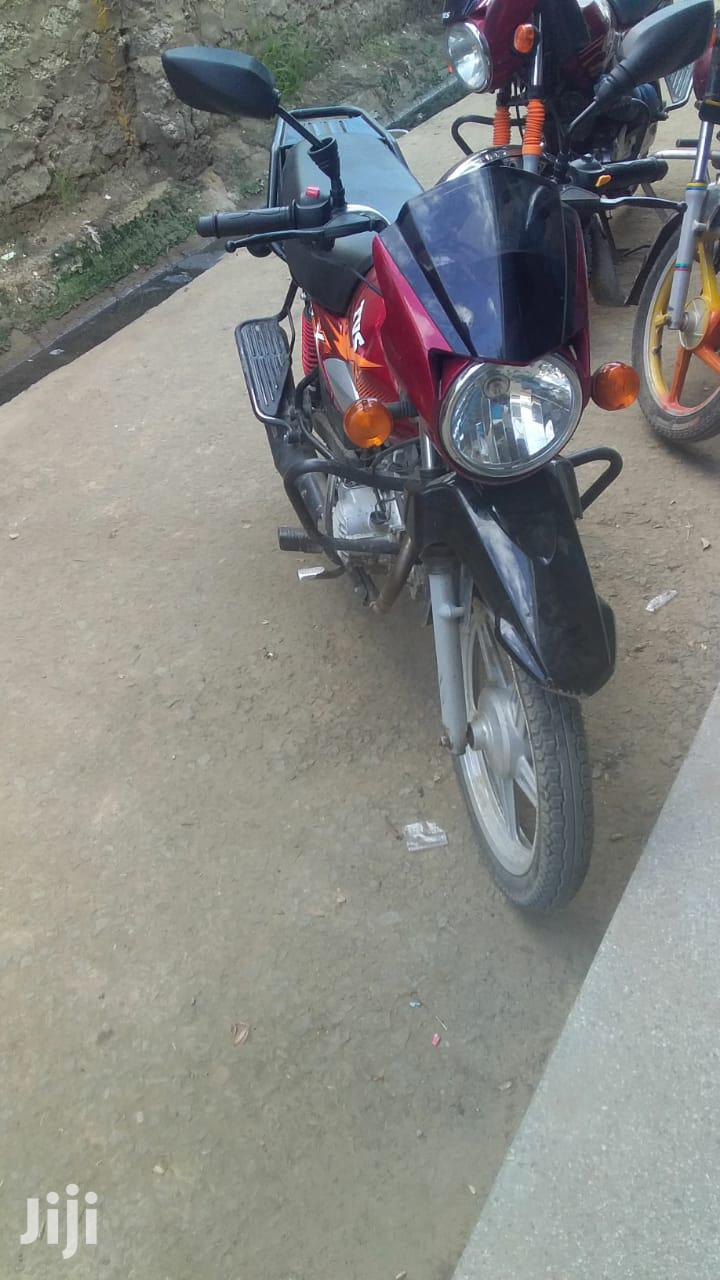 Archive: TVS Apache 180 RTR 2019 Red