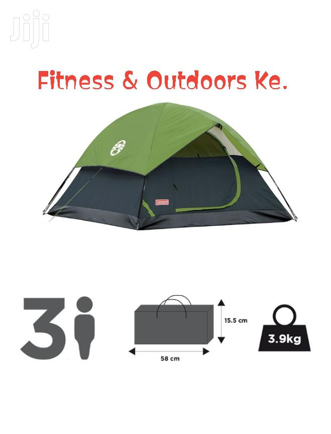 End Yr Sale! Coleman Camping Tents