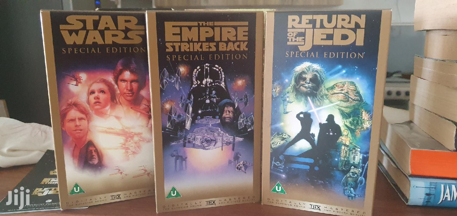 Star Wars Trilogy Gold Box Set | CDs & DVDs for sale in Nyali, Mombasa, Kenya