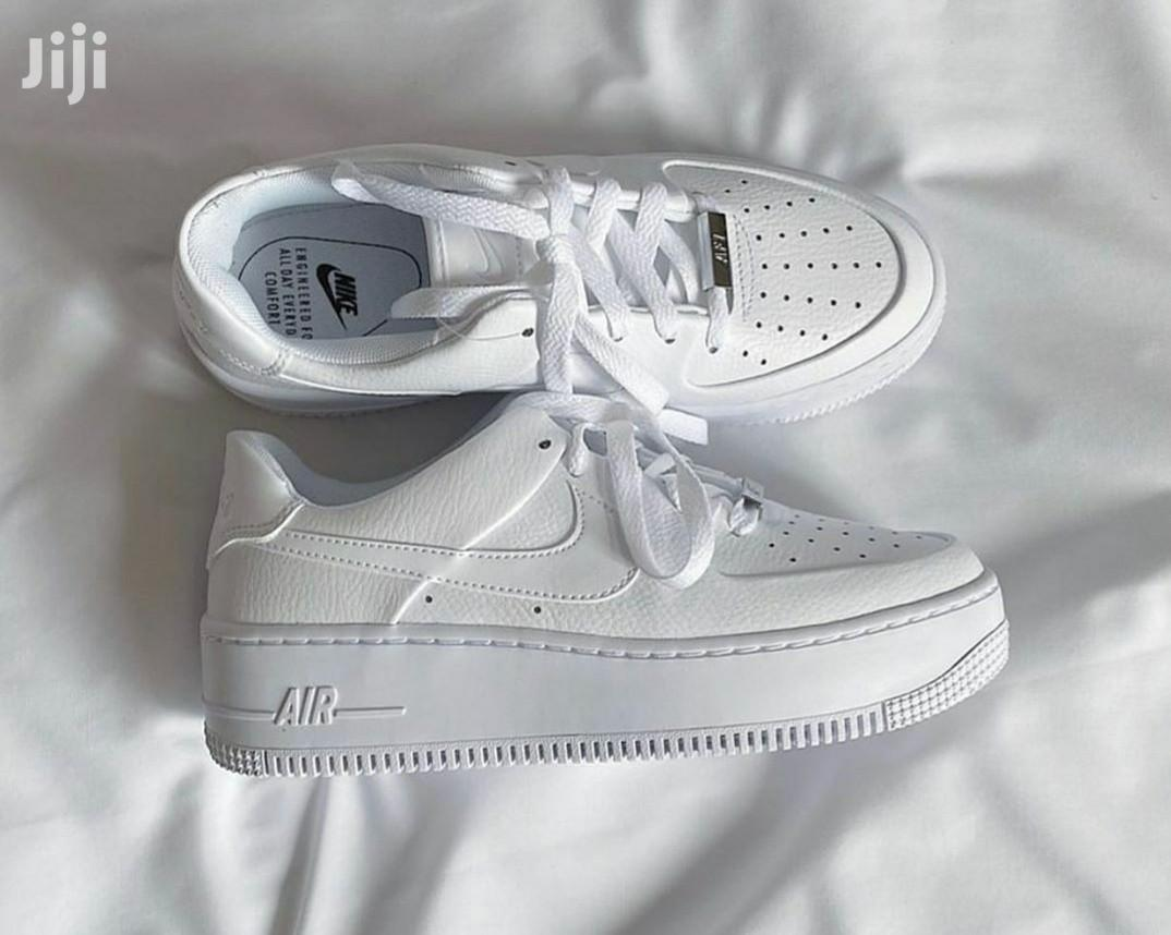 Customised Nike Airforce 1