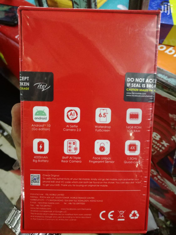 New Itel S16 16 GB Black | Mobile Phones for sale in Nairobi Central, Nairobi, Kenya
