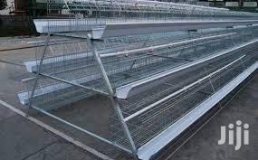 Chicken Battery Cages For Sale | Farm Machinery & Equipment for sale in Kitengela, Kajiado, Kenya