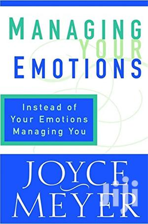 Managing Your Emotions-  Joyce Meyer   Books & Games for sale in Nairobi, Nairobi Central