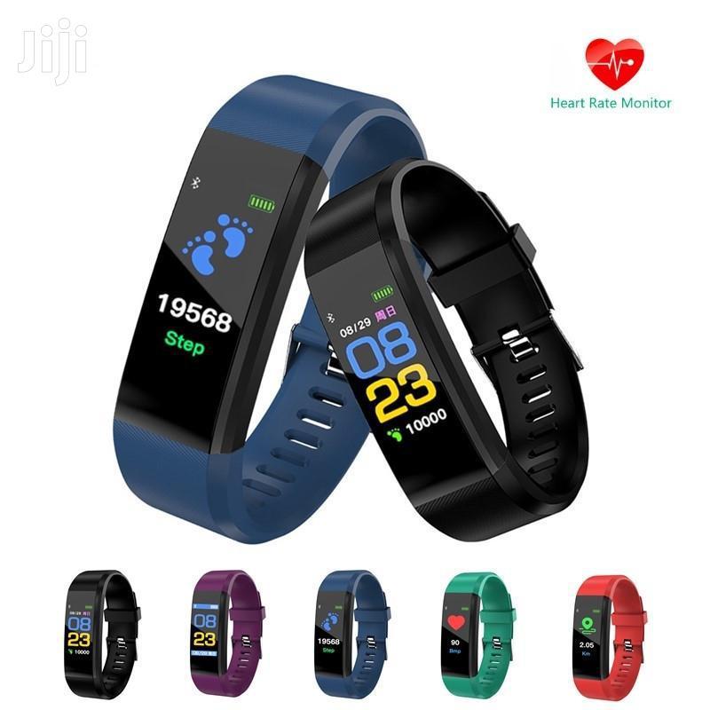 Smart Bracelet   Smart Watches & Trackers for sale in Nairobi Central, Nairobi, Kenya
