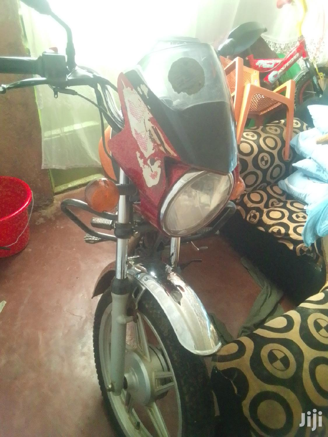 Archive: TVS Apache 180 RTR 2018 Red