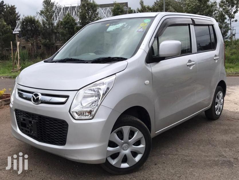 Suzuki Wagon 2014 Silver