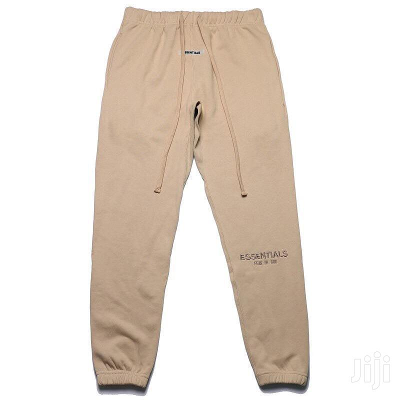 Archive: Essential Pants
