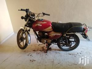 TVS Apache 180 RTR 2012 Red | Motorcycles & Scooters for sale in Bungoma, Misikhu