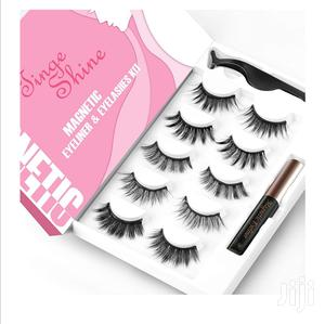 Magnetic Lashes 5 Pairs   Makeup for sale in Nairobi, Nairobi Central