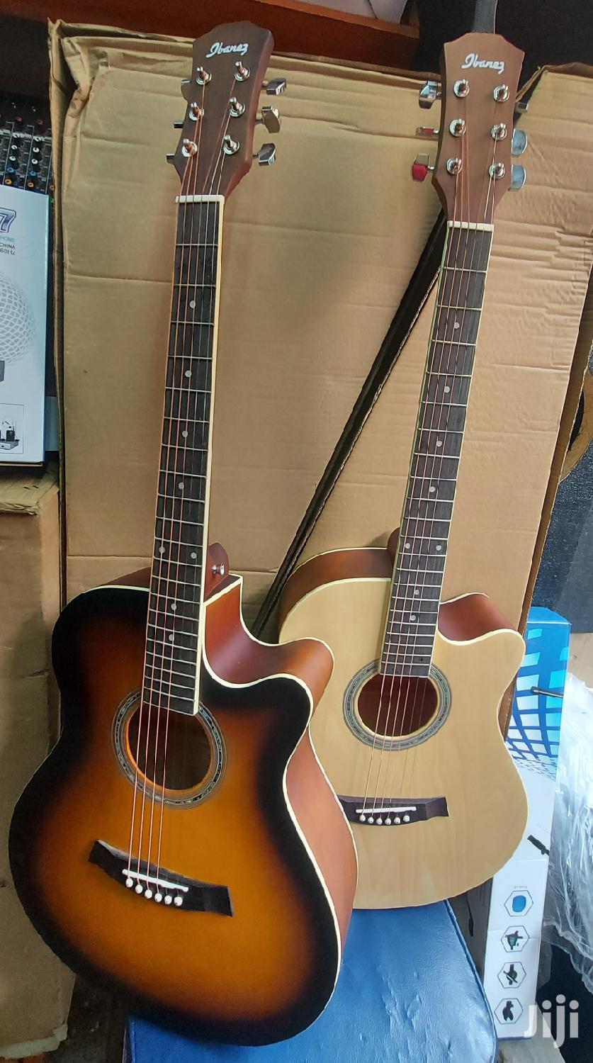 40inch Ibanez Acoustic Box Guitar