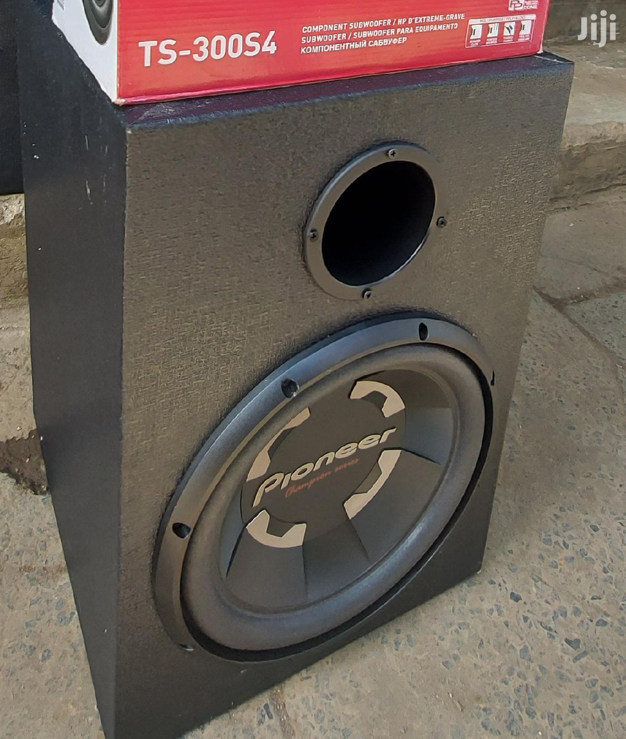 12 Inch Pioneer Ts300s4 Woofer Bass Speaker | Vehicle Parts & Accessories for sale in Nairobi Central, Nairobi, Kenya