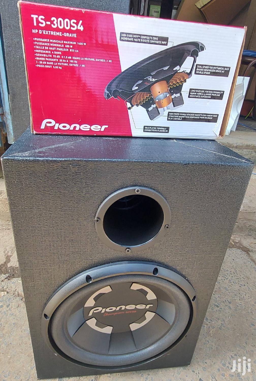 12 Inch Pioneer Ts300s4 Woofer Bass Speaker