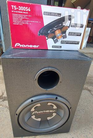 12 Inch Pioneer Ts300s4 Woofer Bass Speaker | Vehicle Parts & Accessories for sale in Nairobi, Nairobi Central