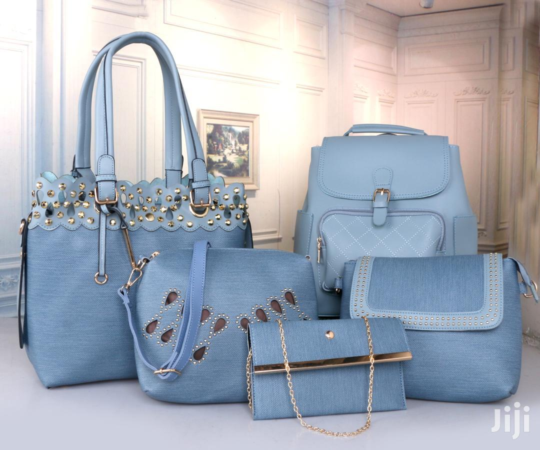 5 in 1 Handbags Available for Sale