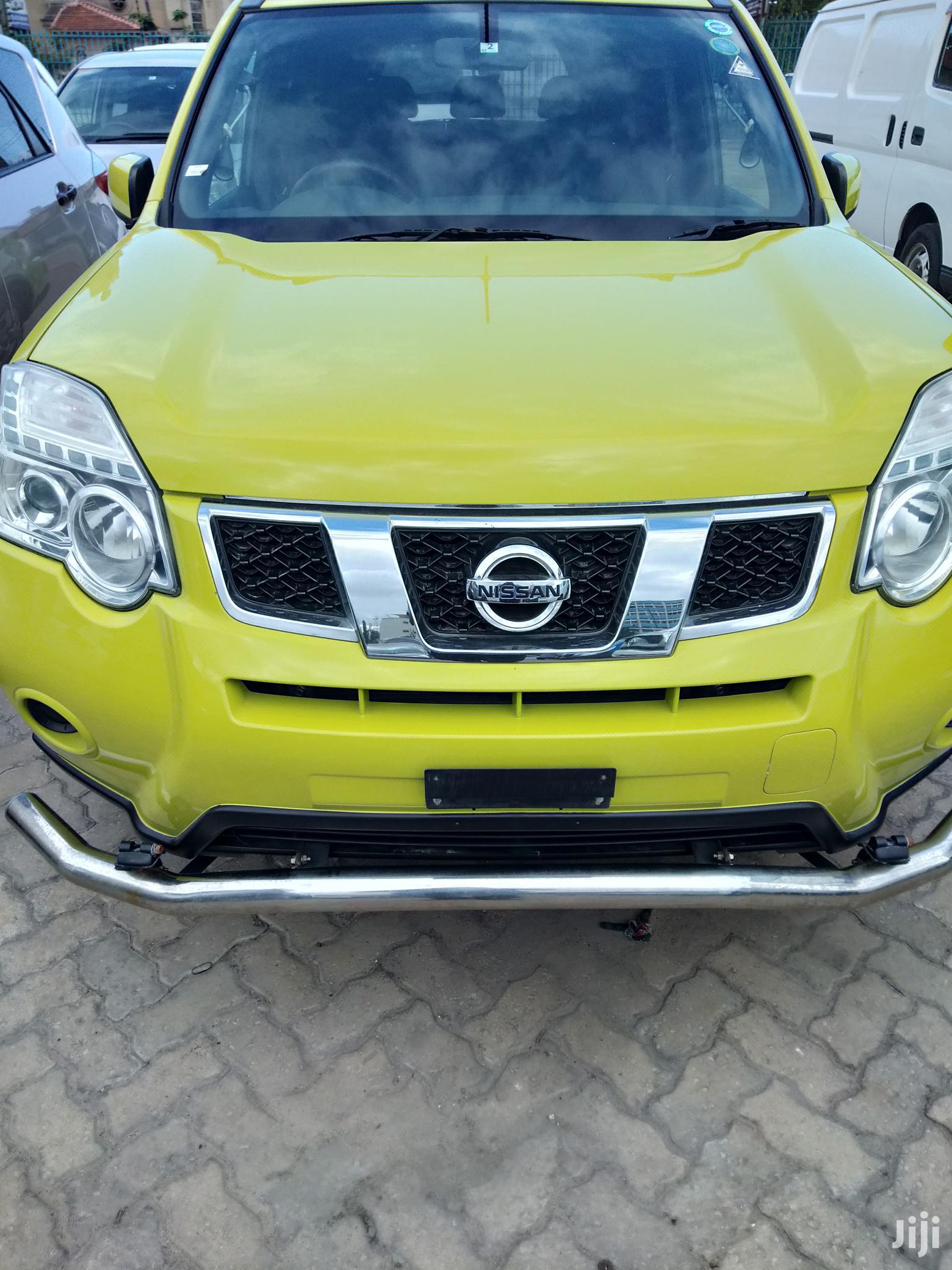 New Nissan X-Trail 2013 Green
