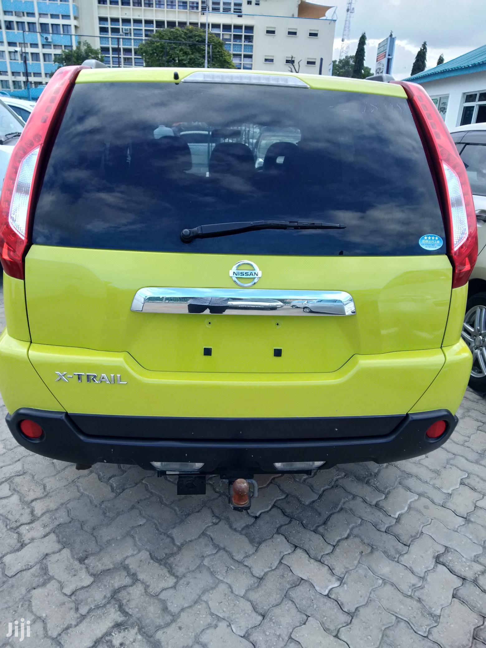 New Nissan X-Trail 2013 Green | Cars for sale in Mvita, Mombasa, Kenya