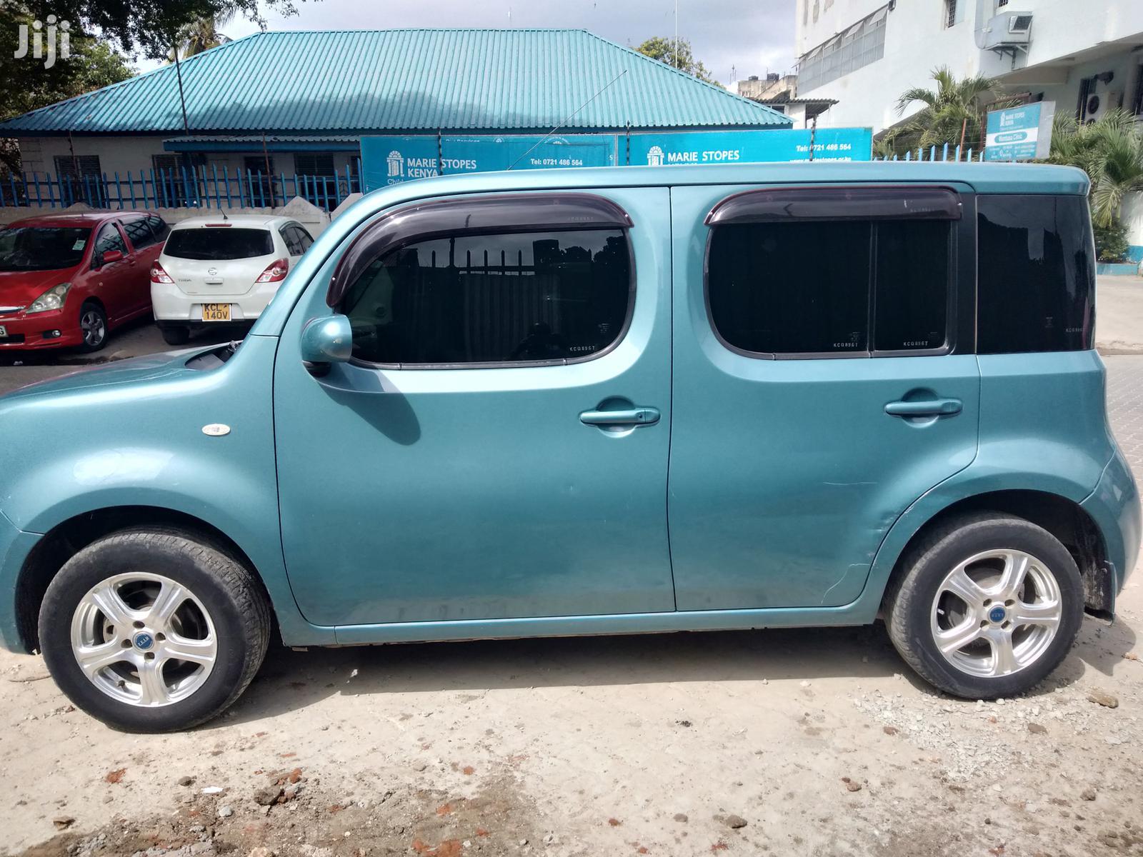 Nissan Cube 2010 1.8 Blue   Cars for sale in Majengo, Mombasa, Kenya