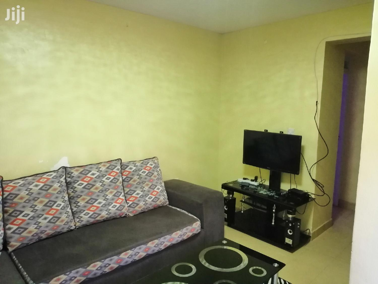 Furnished 1 Bedroom to Let in Milimani 4k Per Day