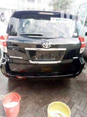 Toyota Vanguard 2014 Black | Cars for sale in Mombasa, Kisauni