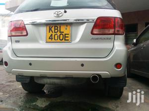 Toyota Fortuner 2009 Silver   Cars for sale in Mombasa, Kisauni