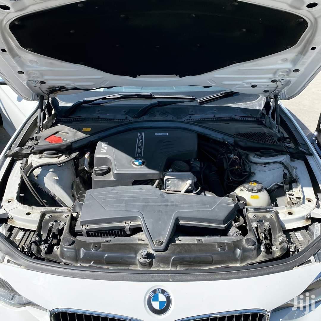 BMW 320i 2013 White | Cars for sale in Mvita, Mombasa, Kenya