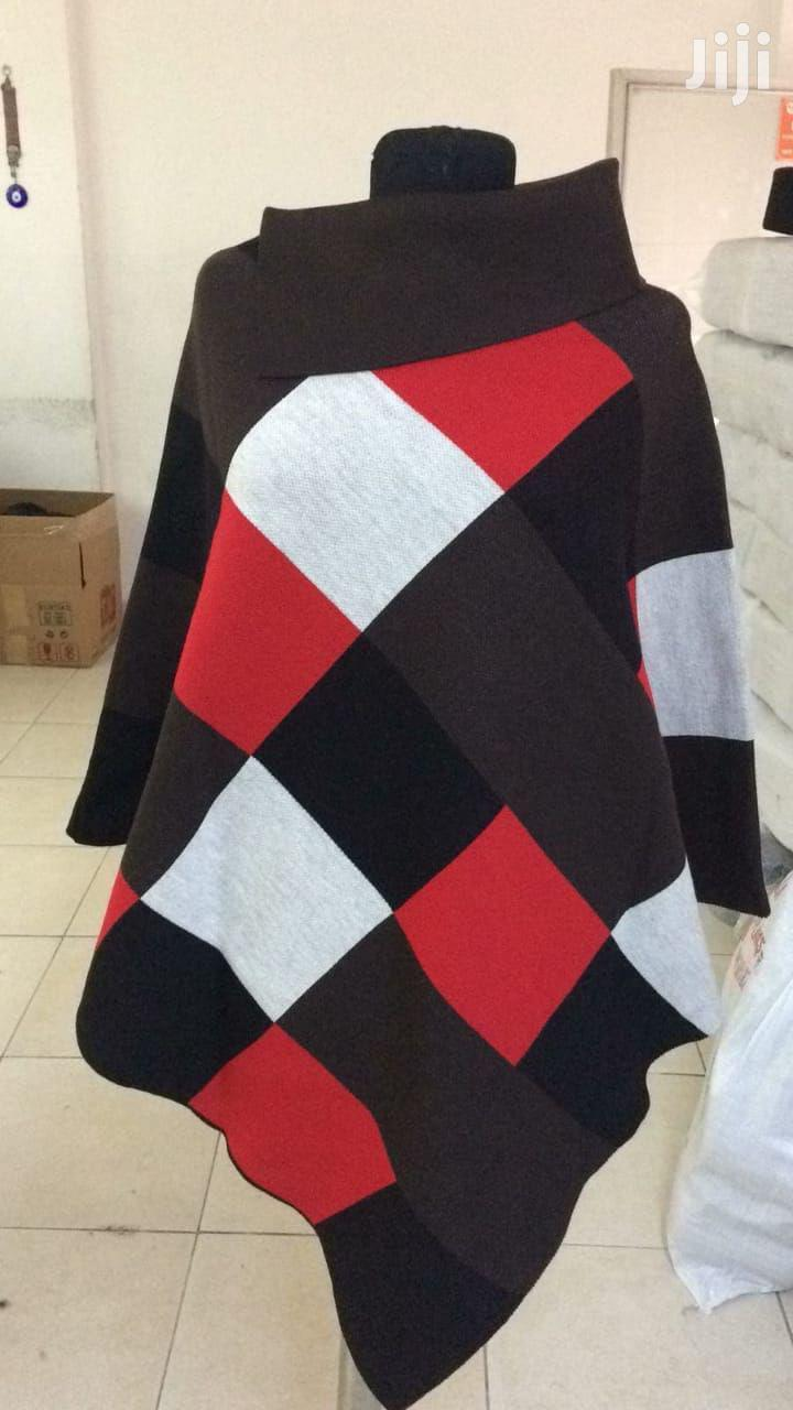 Archive: Poncho for Ladies
