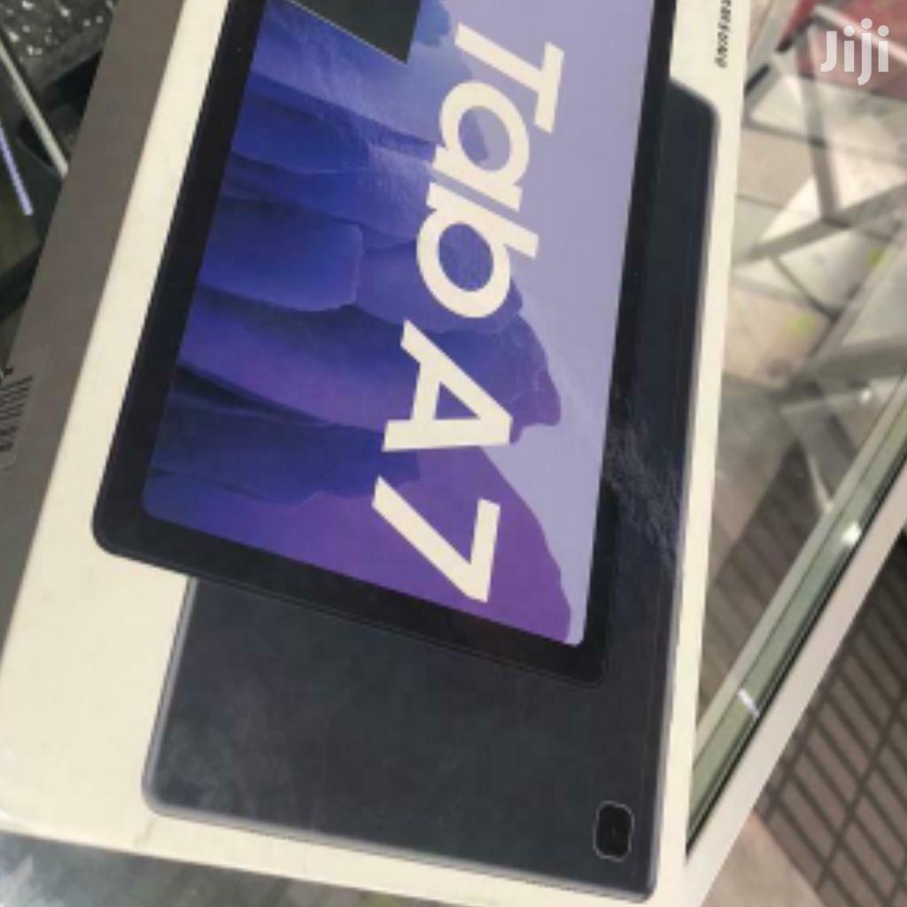New Samsung Galaxy Tab A7 10.4 (2020) 64 GB Black