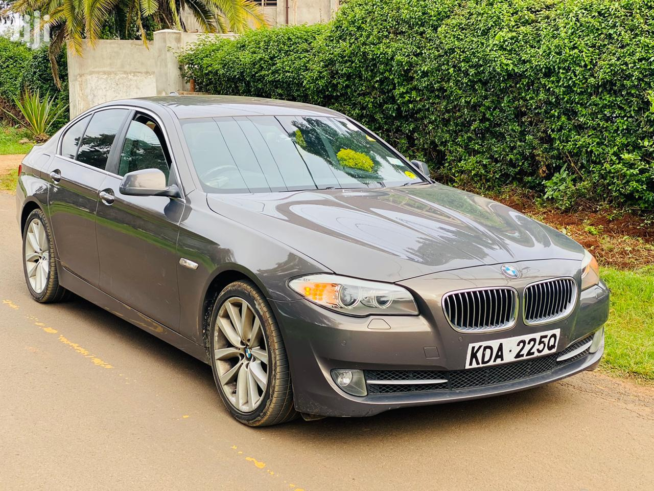 Archive: BMW 528i 2013 Gray