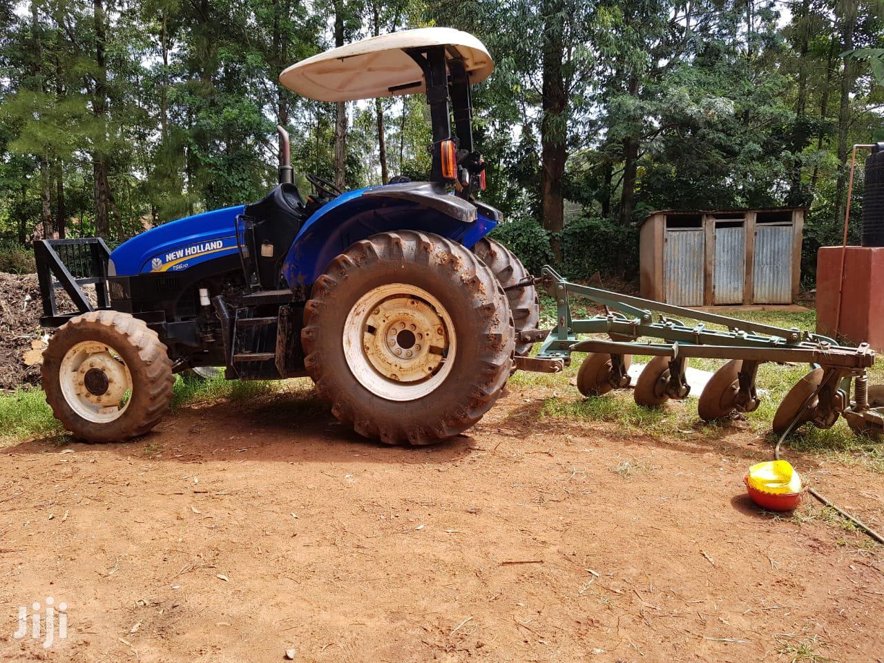 For Sale New Holland In Excellent Condition Ts6 110 4WD