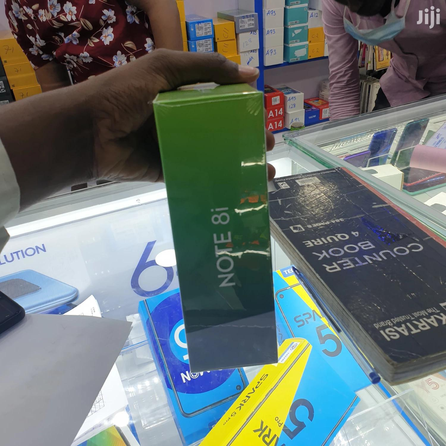 Archive: New Infinix Zero 8i 128 GB Black