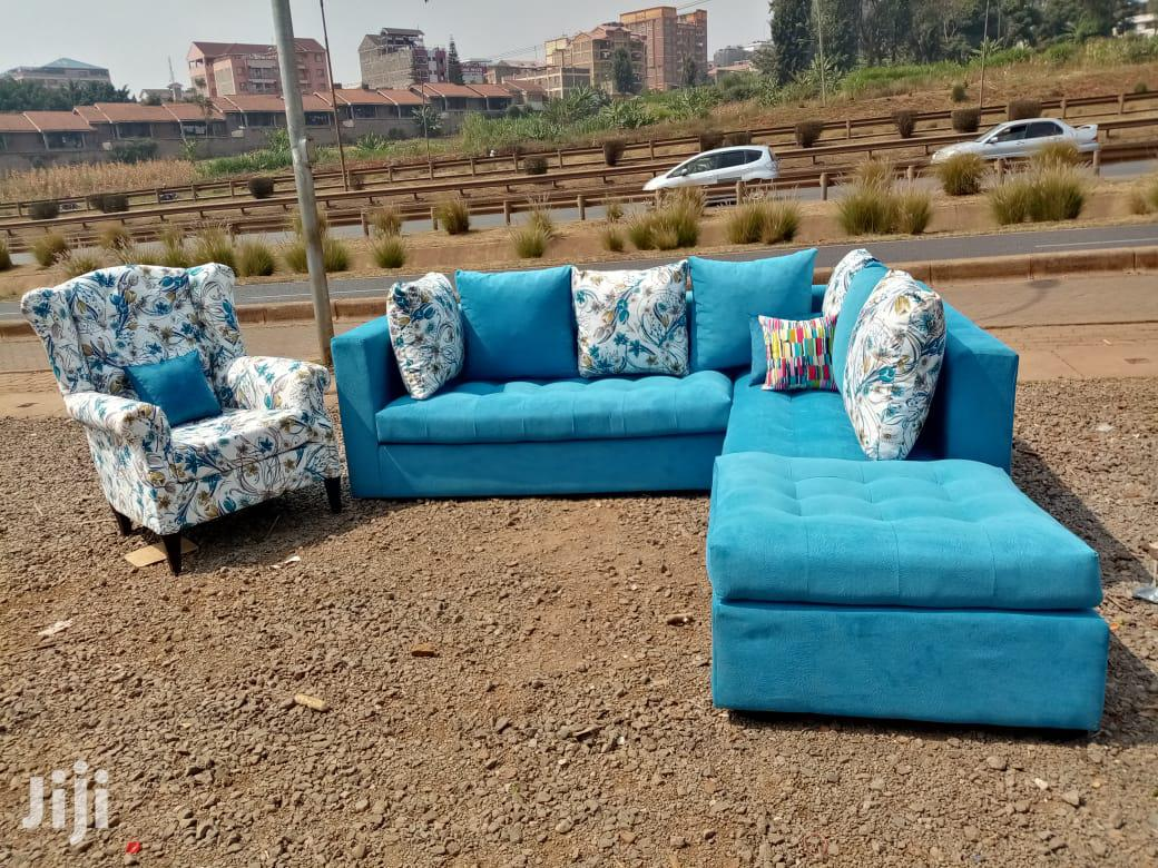 Modern L Shape Sofa Seat | Furniture for sale in Nairobi Central, Nairobi, Kenya