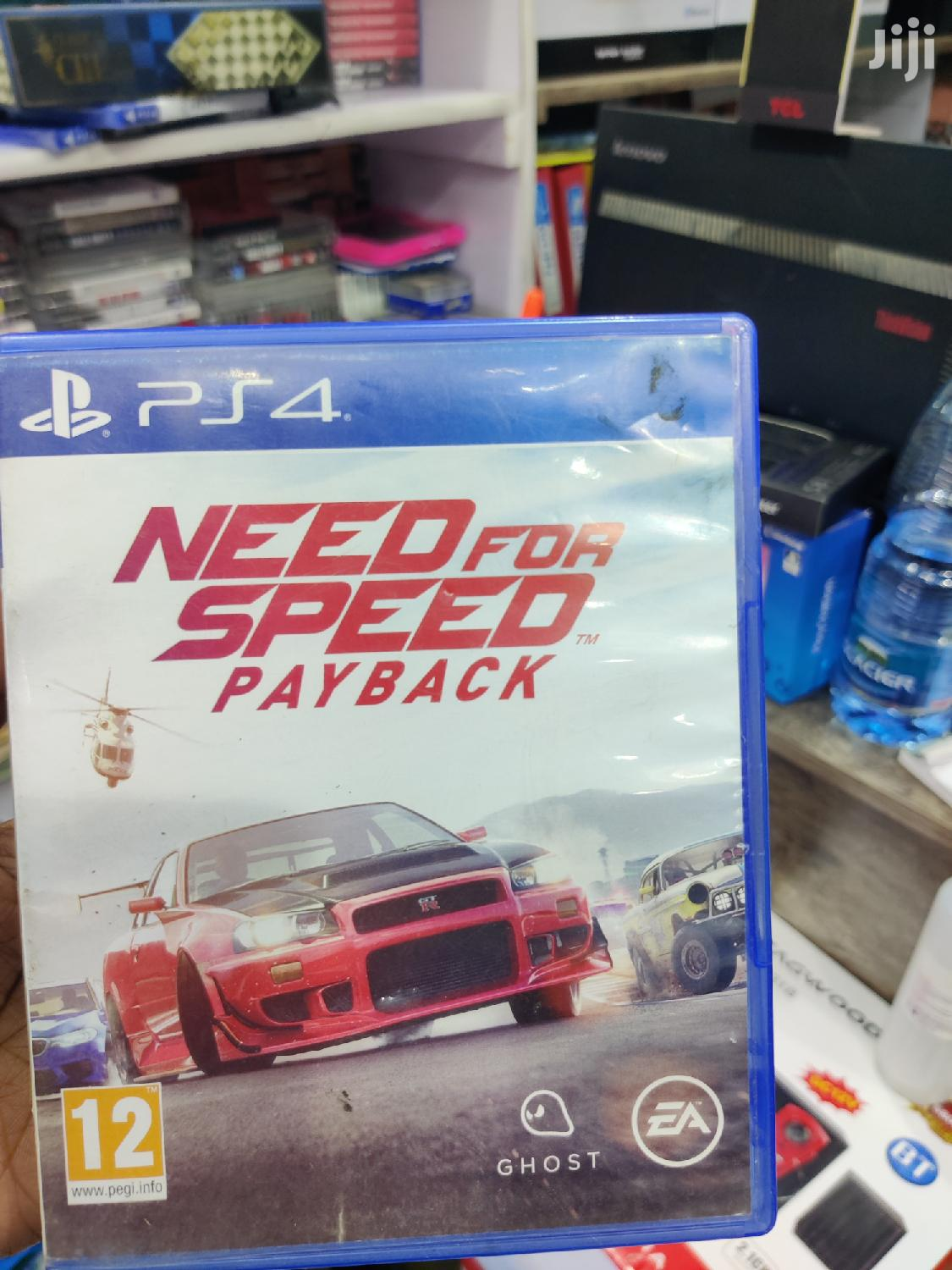 Archive: Nfs Need For Speed Payback