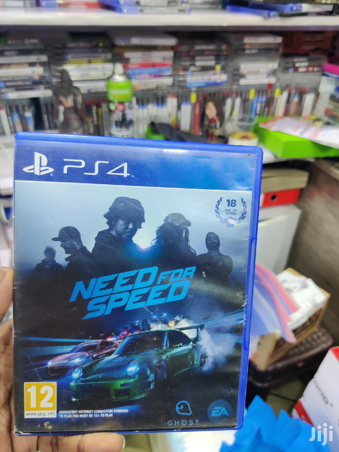 Archive: Ps4 Need for Speed Ghost Nfs