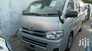 Toyota HiAce 2012 Silver | Buses & Microbuses for sale in Mombasa, Mvita