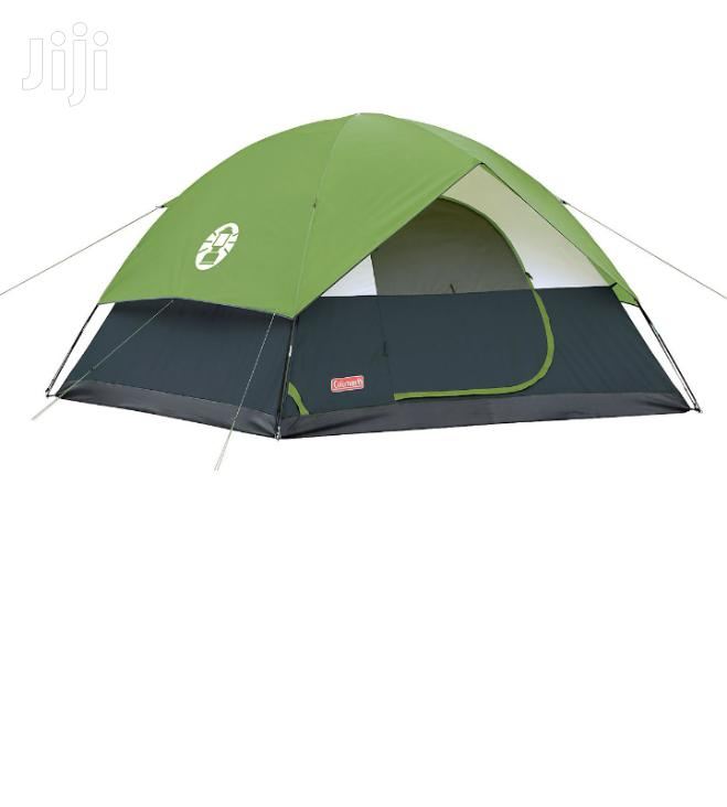 Offer! Coleman Sundome 6 Camping Tent