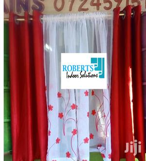 Elegant Red Kitchen Curtains   Home Accessories for sale in Nairobi, Nairobi Central