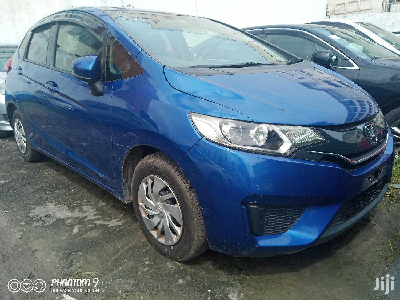 Honda Fit 2015 Blue | Cars for sale in Tudor, Mombasa, Kenya