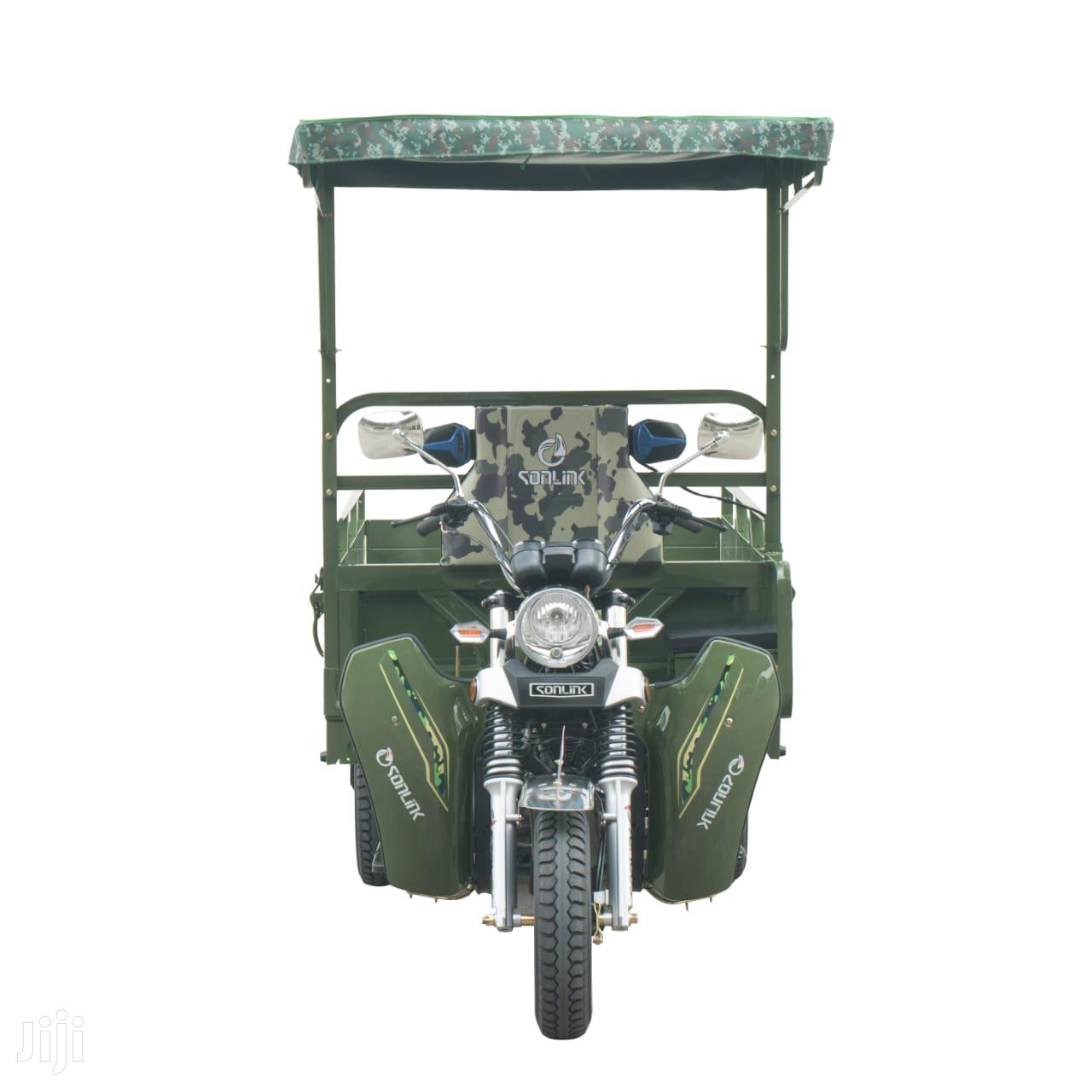 New Sonlink SL200ZH-SC 2019 Green | Motorcycles & Scooters for sale in Nairobi Central, Nairobi, Kenya